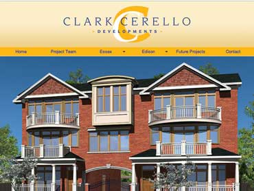 Clark Cerello Developments – Website