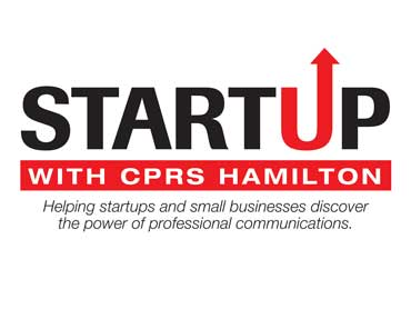 The Canadian Public Relations Society – Startup Logo