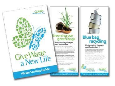 City of Guelph – Give Waste a New Life