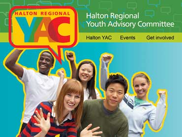 Halton Regional Youth Advisory Committee (YAC)