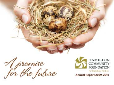 Hamilton Community Foundation – A Promise for the Future