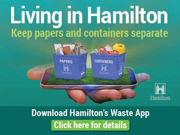 City of Hamilton – Living in Hamilton Campaign