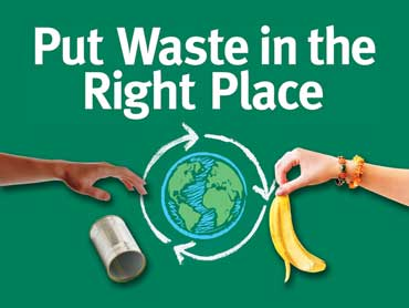 City of Hamilton – Put Waste in the Right Place