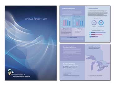 Ontario Association of Medical Radiation Sciences – Annual Report