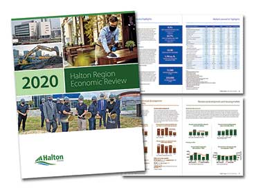 2020 Halton Region Economic Review